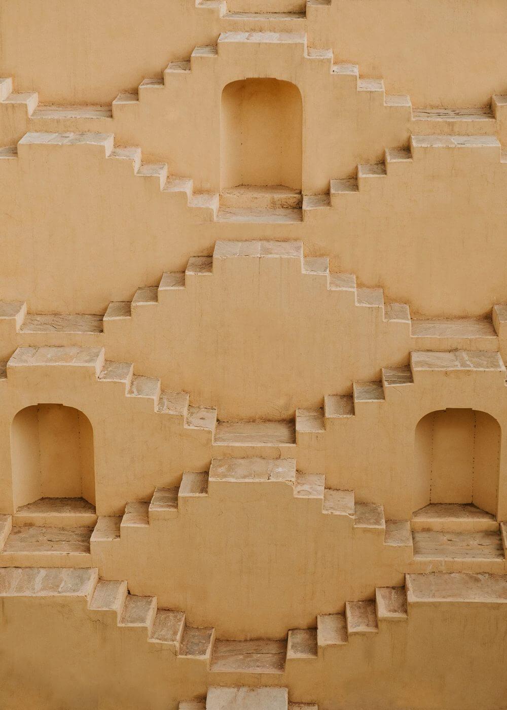 Panna Meena ka Kund, Jaipur, India | Photography by Kayla Mendez
