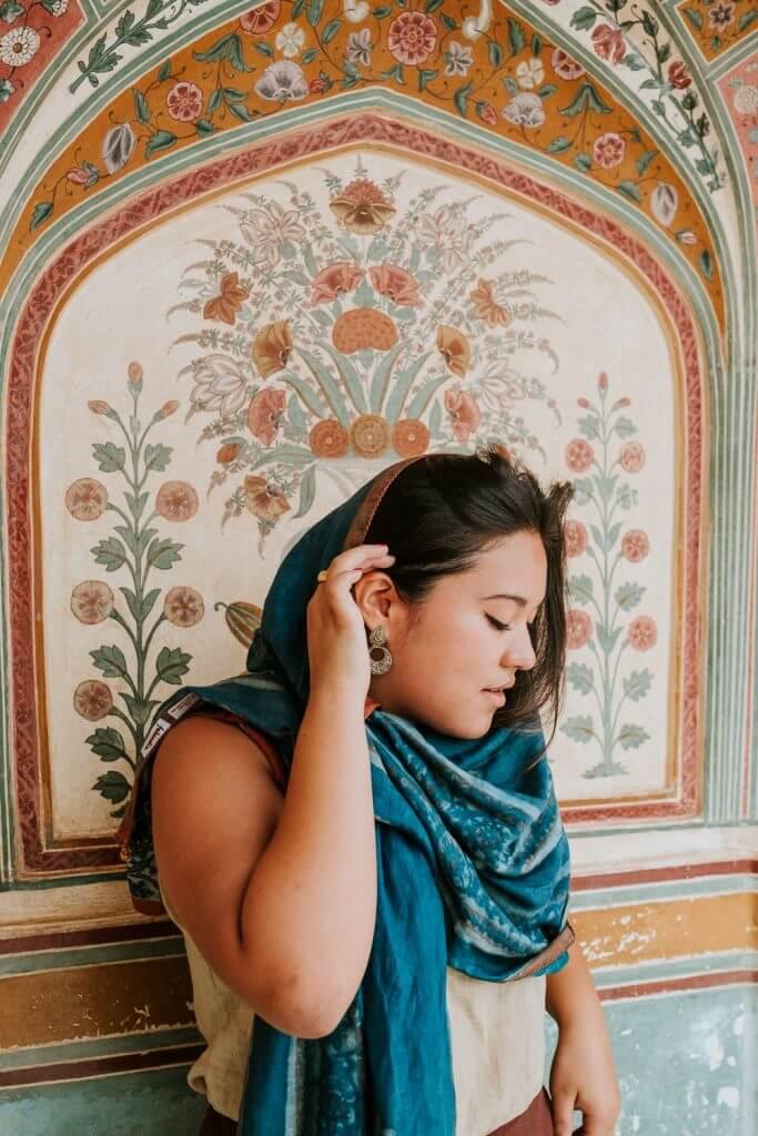 City Palace, Jaipur India   Photography by Kayla Mendez