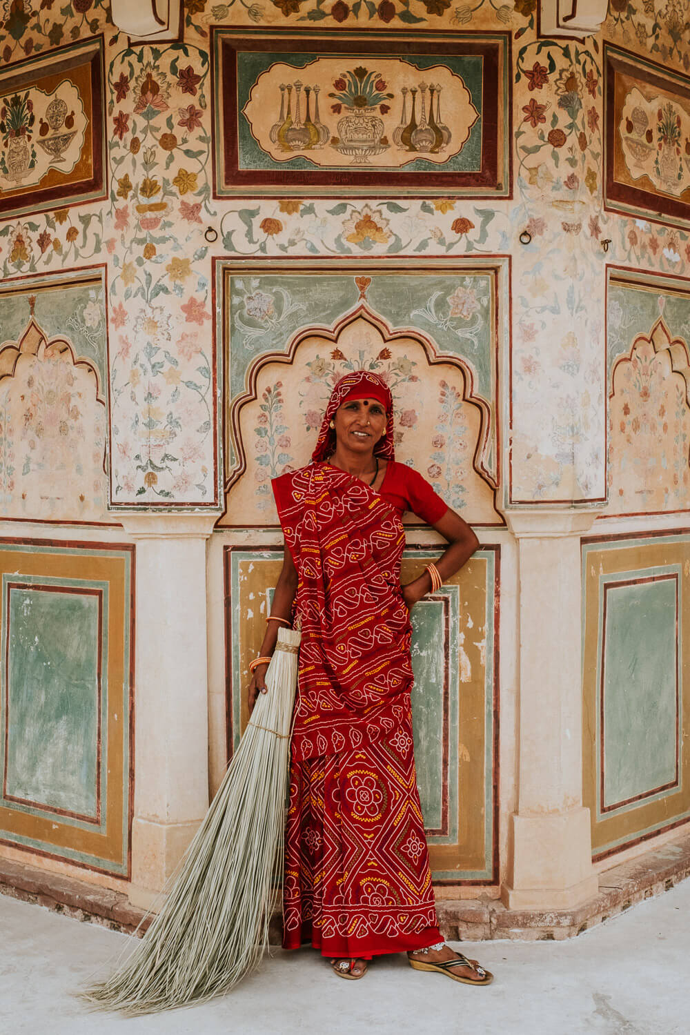 City Palace, Jaipur India | Photography by Kayla Mendez