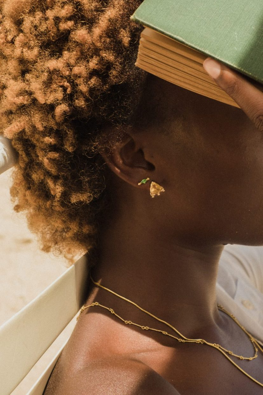 Kayla Mendez Photography | Haati Chai Jewelry Fashion Campaign